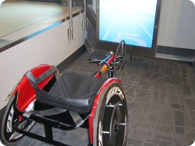 wheelchair simulator